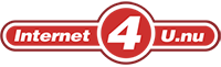 Internet4U.nu Mobile Logo